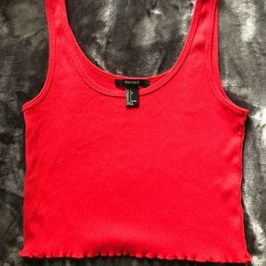 Forever 21 crop top size L